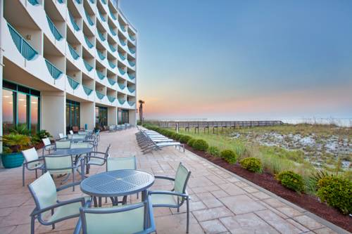 Holiday Inn Express Pensacola Beach in Pensacola Beach FL 69