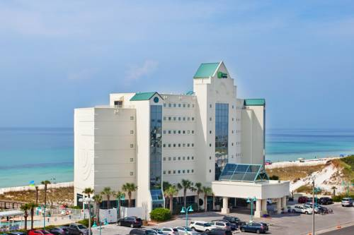 Holiday Inn Express Pensacola Beach in Gulf Breeze FL 24