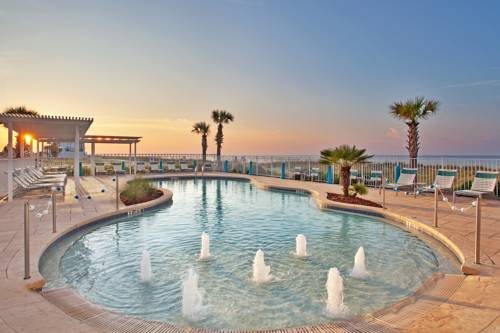 Holiday Inn Express Pensacola Beach in Gulf Breeze FL 34
