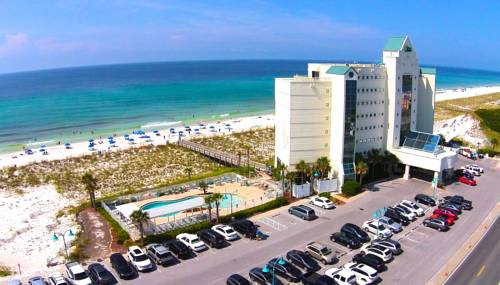 Holiday Inn Express Pensacola Beach in Pensacola Beach FL 74