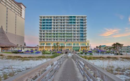 Holiday Inn Resort Pensacola Beach Gulf Front in Gulf Breeze FL 99