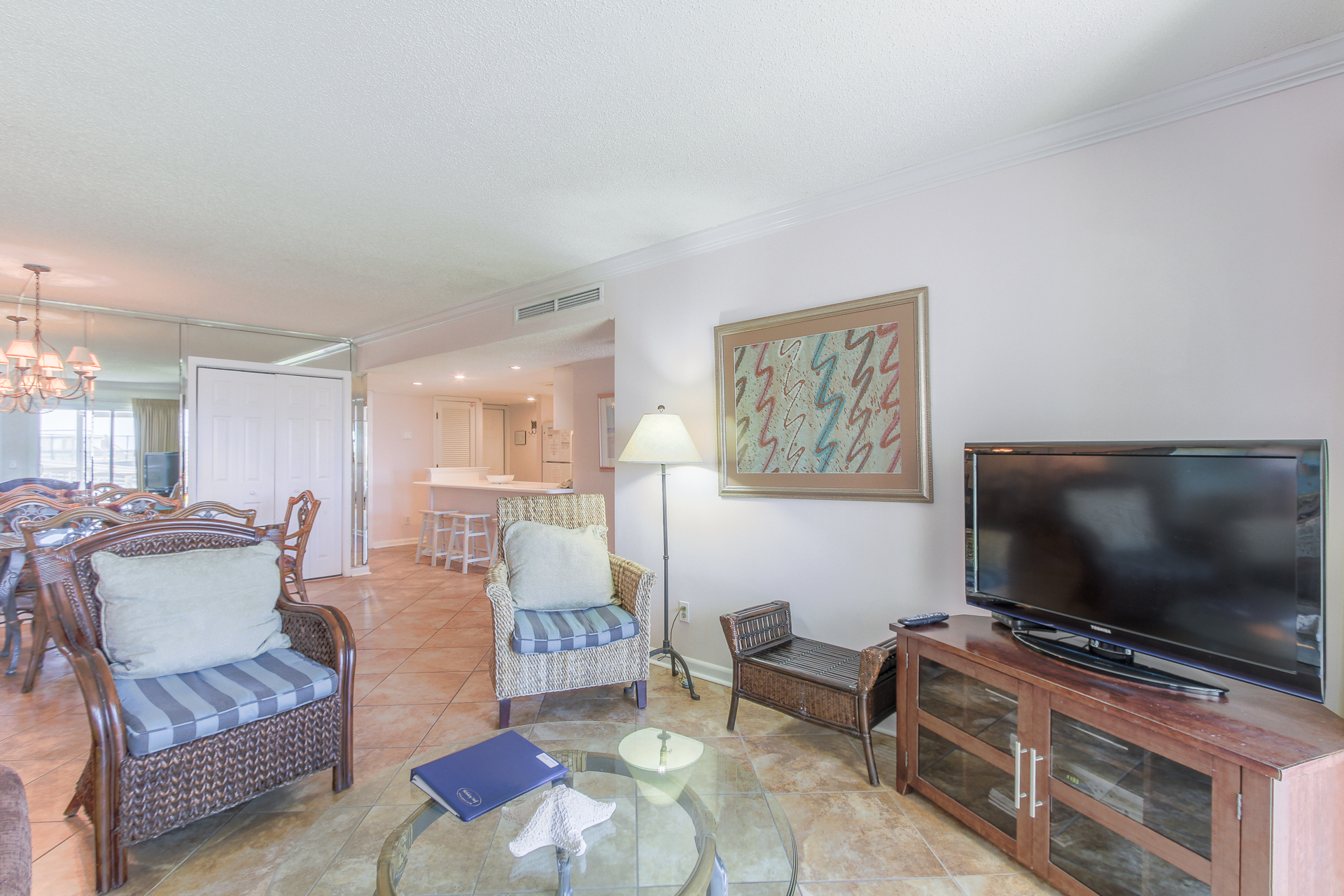 Holiday Surf & Racquet Club 104 Condo rental in Holiday Surf & Racquet Club in Destin Florida - #8