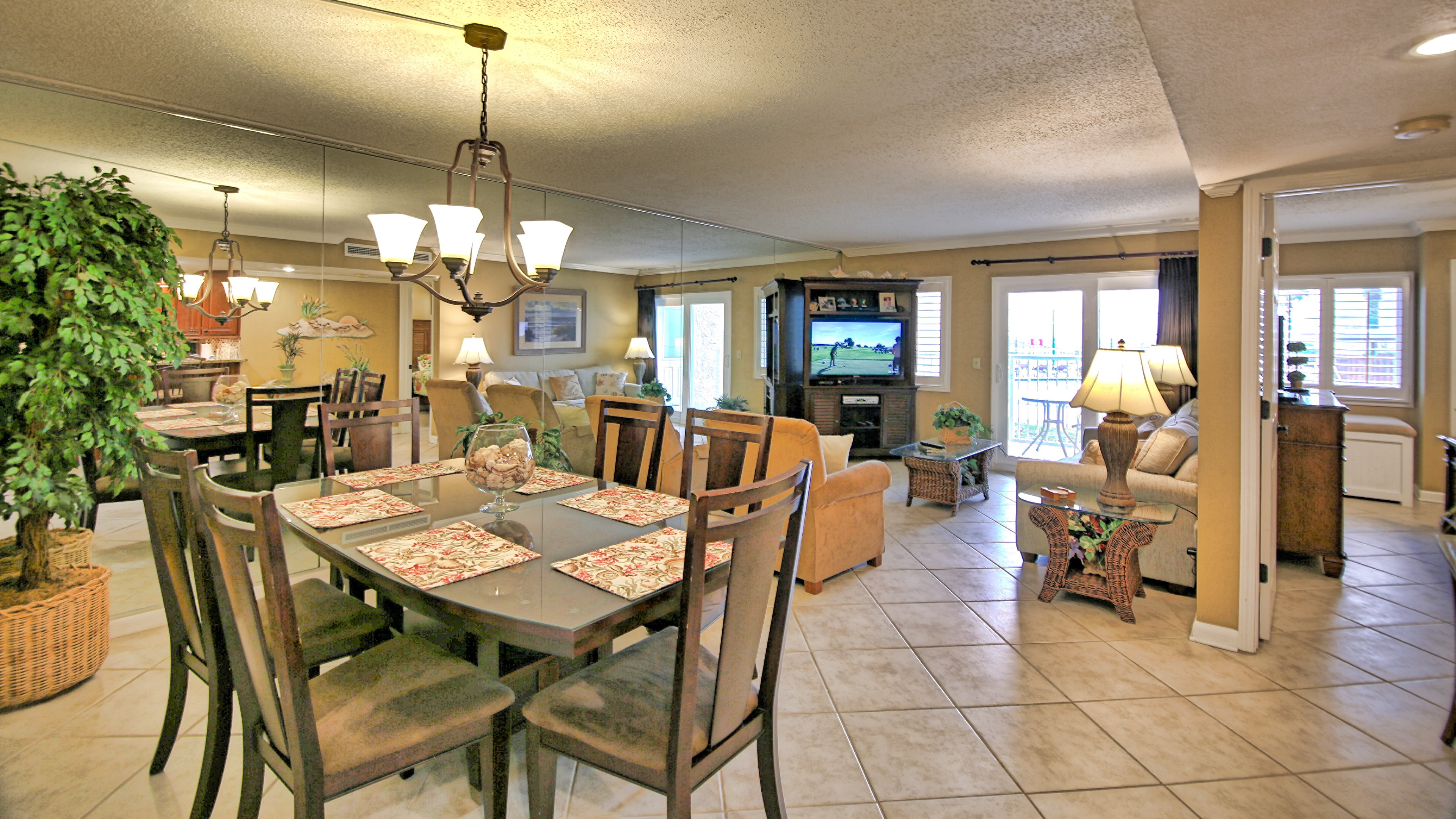 Holiday Surf & Racquet Club 113 Condo rental in Holiday Surf & Racquet Club in Destin Florida - #7