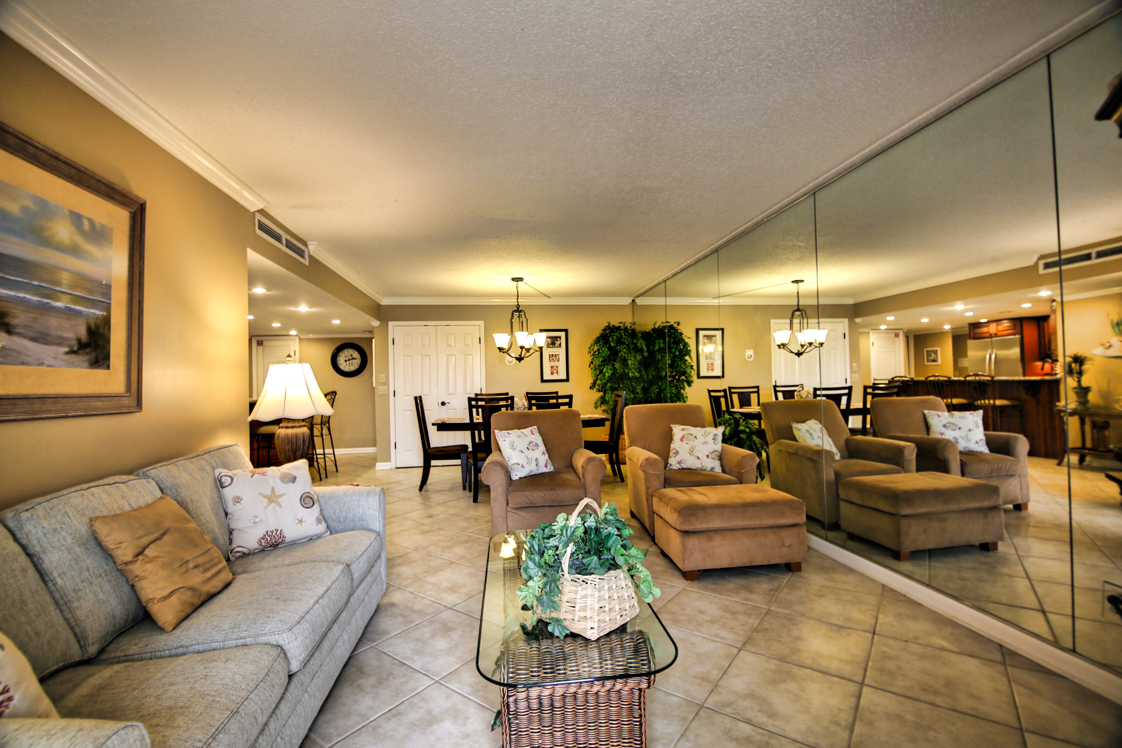 Holiday Surf & Racquet Club 113 Condo rental in Holiday Surf & Racquet Club in Destin Florida - #9
