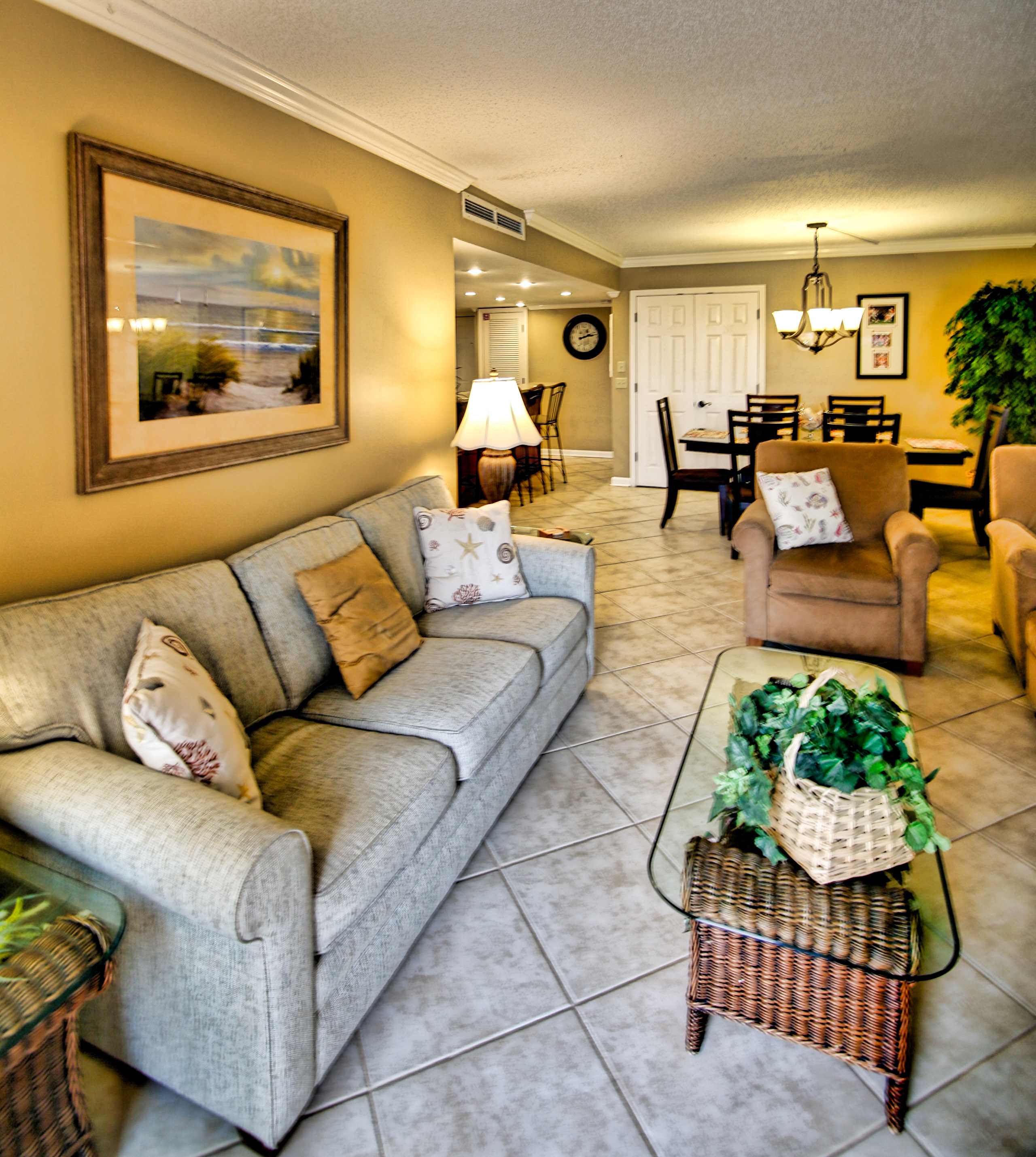 Holiday Surf & Racquet Club 113 Condo rental in Holiday Surf & Racquet Club in Destin Florida - #10