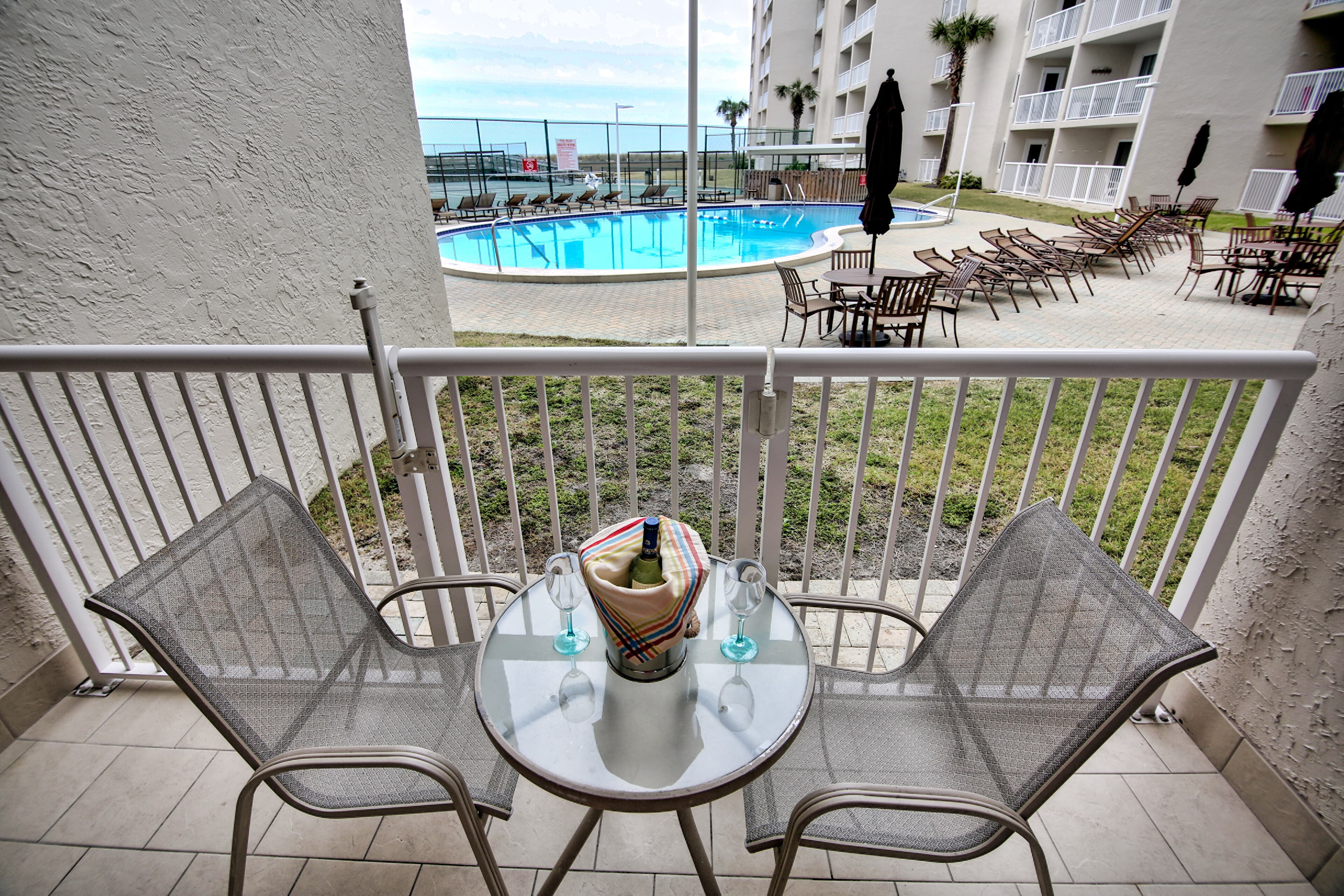 Holiday Surf & Racquet Club 113 Condo rental in Holiday Surf & Racquet Club in Destin Florida - #26