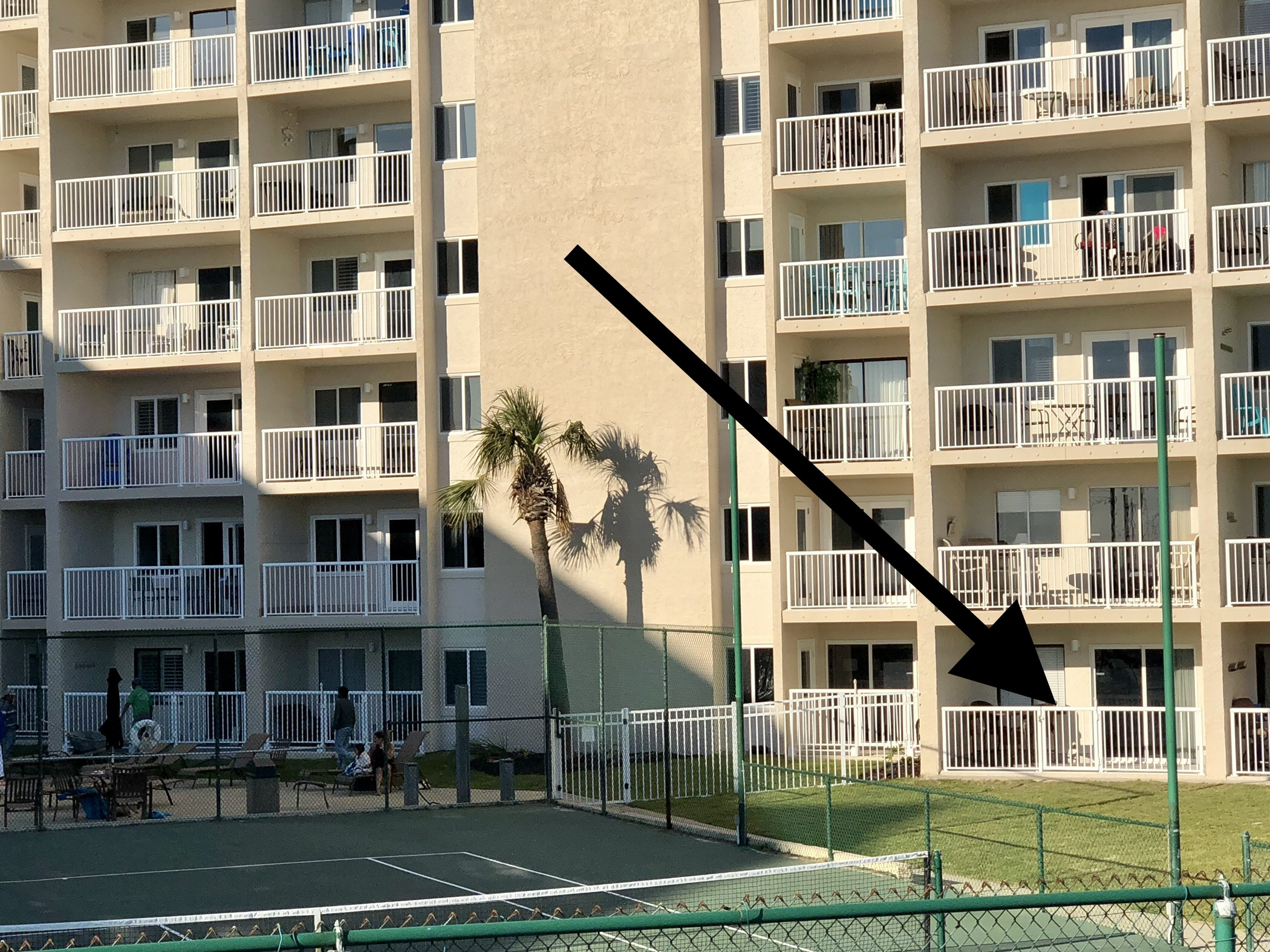 Holiday Surf & Racquet Club 117 Condo rental in Holiday Surf & Racquet Club in Destin Florida - #23
