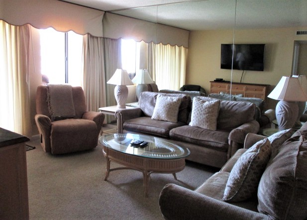 Holiday Surf & Racquet Club 118 Condo rental in Holiday Surf & Racquet Club in Destin Florida - #3