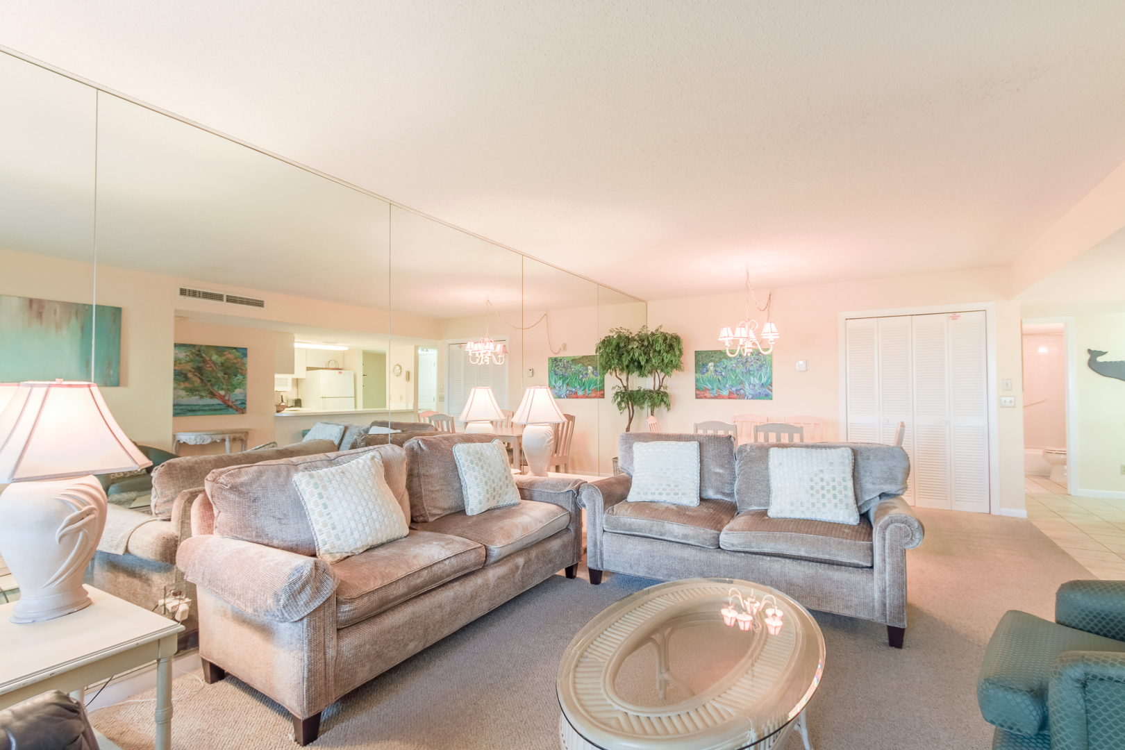 Holiday Surf & Racquet Club 118 Condo rental in Holiday Surf & Racquet Club in Destin Florida - #4