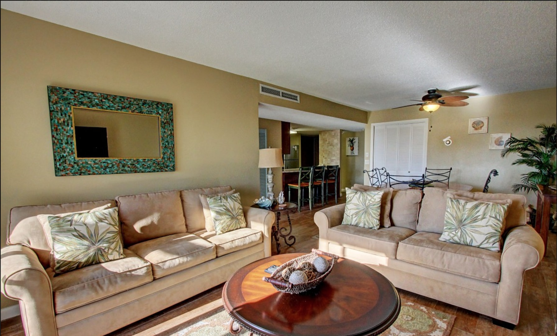 Holiday Surf & Racquet Club 119 Condo rental in Holiday Surf & Racquet Club in Destin Florida - #4