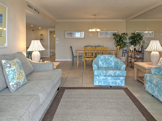 Holiday Surf & Racquet Club 122 Condo rental in Holiday Surf & Racquet Club in Destin Florida - #3