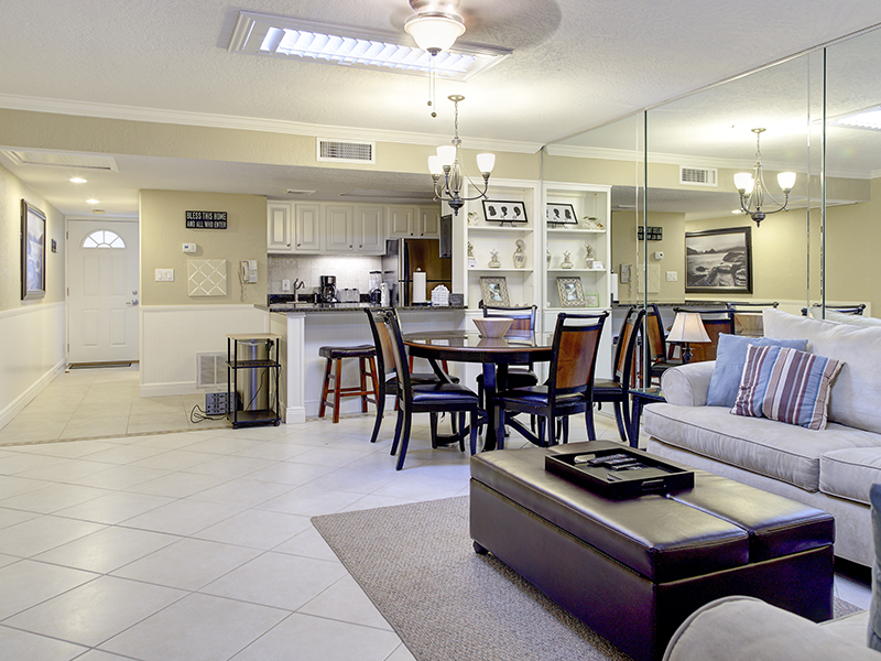 Holiday Surf & Racquet Club 1A Condo rental in Holiday Surf & Racquet Club in Destin Florida - #4