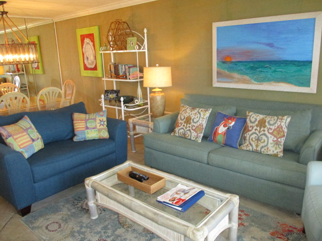 Holiday Surf & Racquet Club 202 Condo rental in Holiday Surf & Racquet Club in Destin Florida - #4