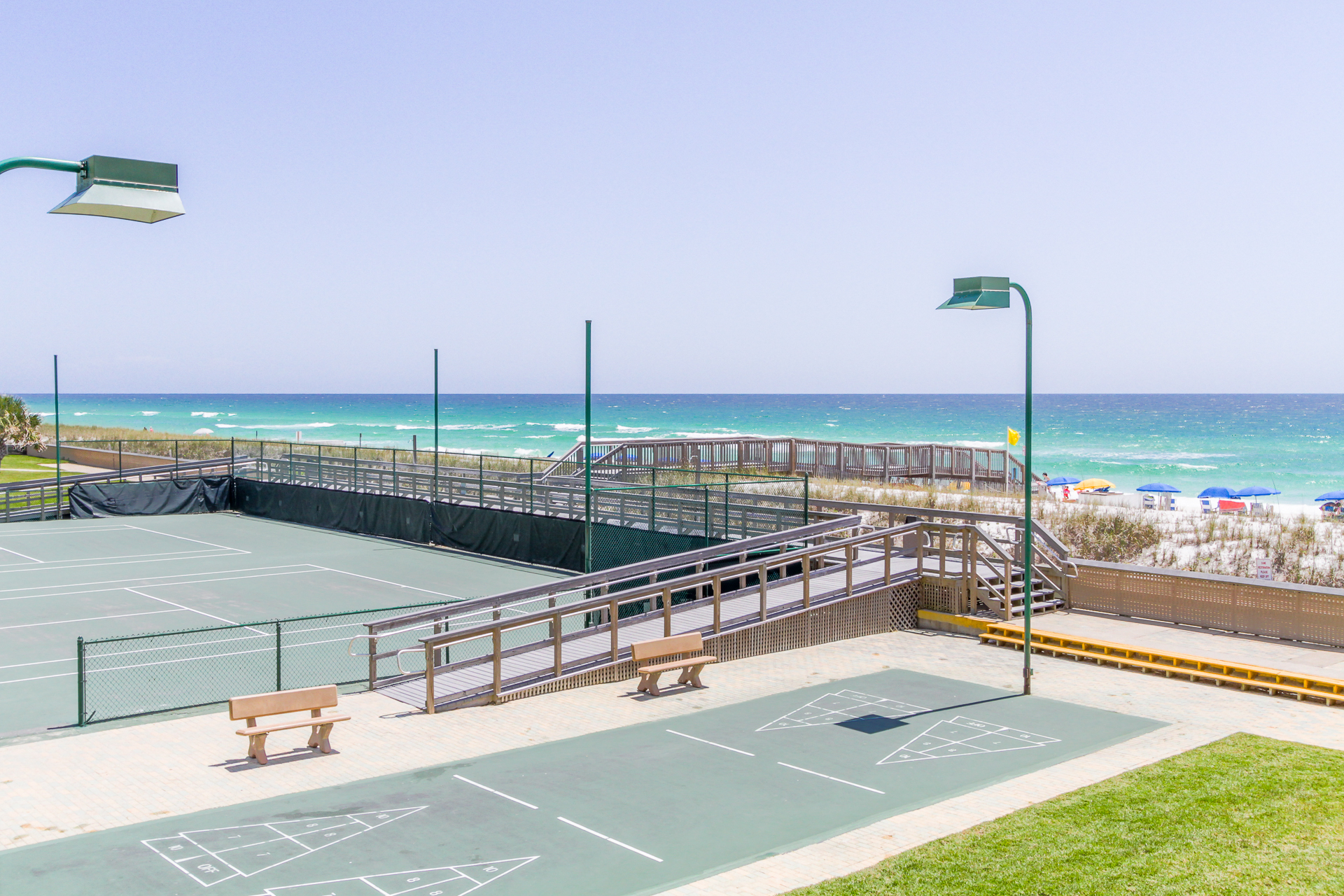 Holiday Surf & Racquet Club 204 Condo rental in Holiday Surf & Racquet Club in Destin Florida - #2