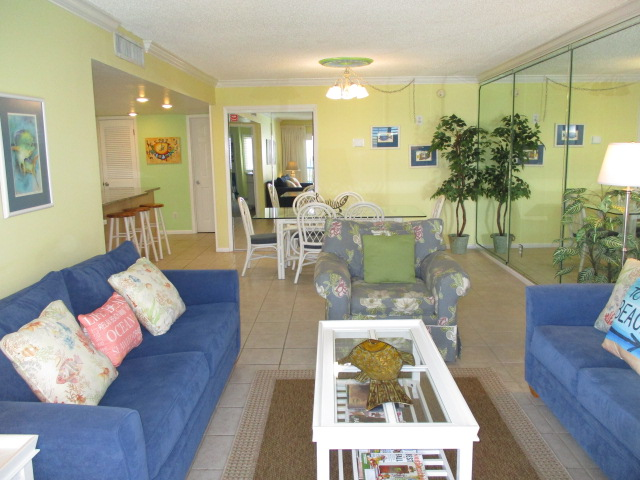 Holiday Surf & Racquet Club 208 Condo rental in Holiday Surf & Racquet Club in Destin Florida - #1