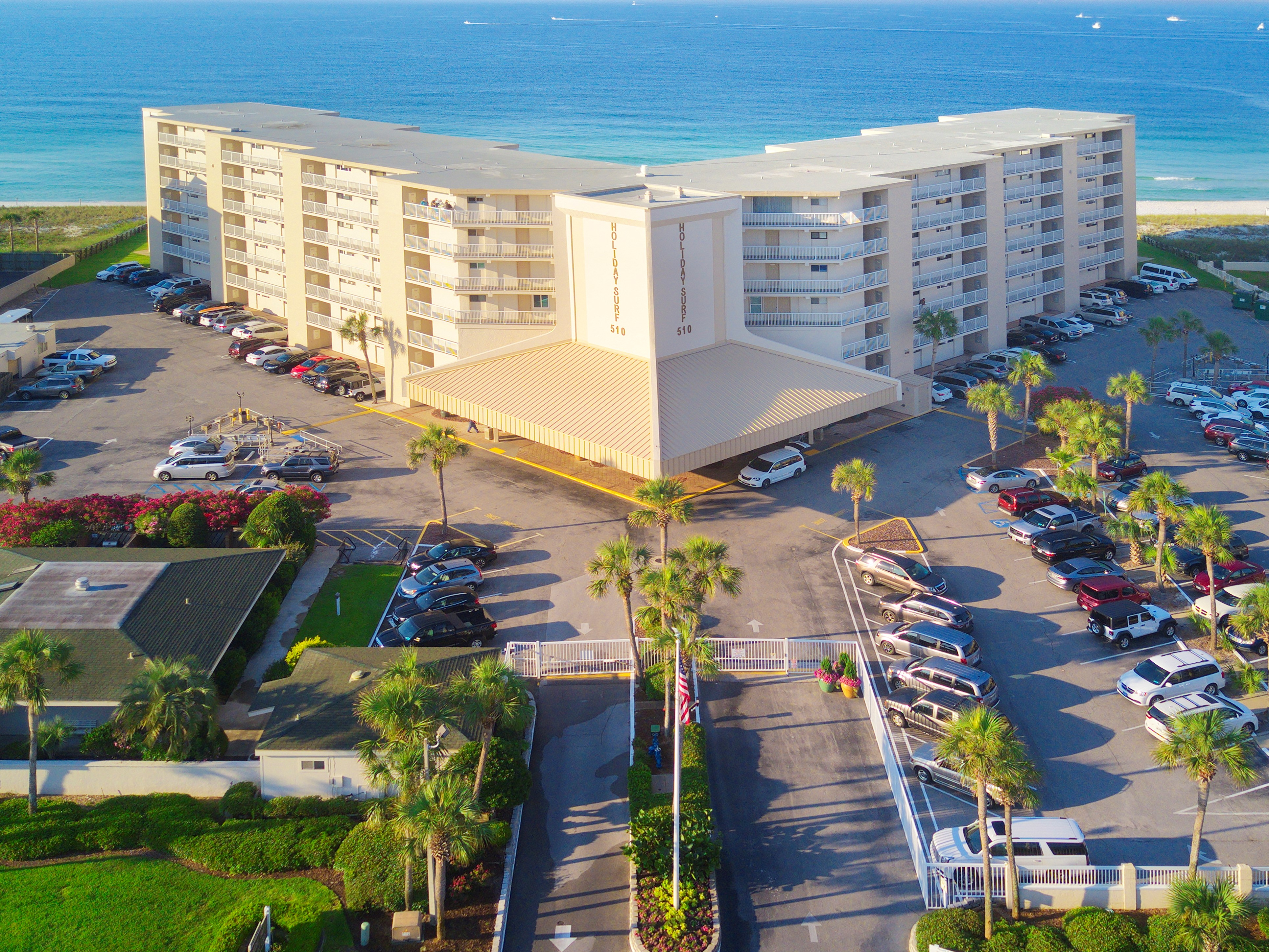 Holiday Surf & Racquet Club 209 Condo rental in Holiday Surf & Racquet Club in Destin Florida - #9