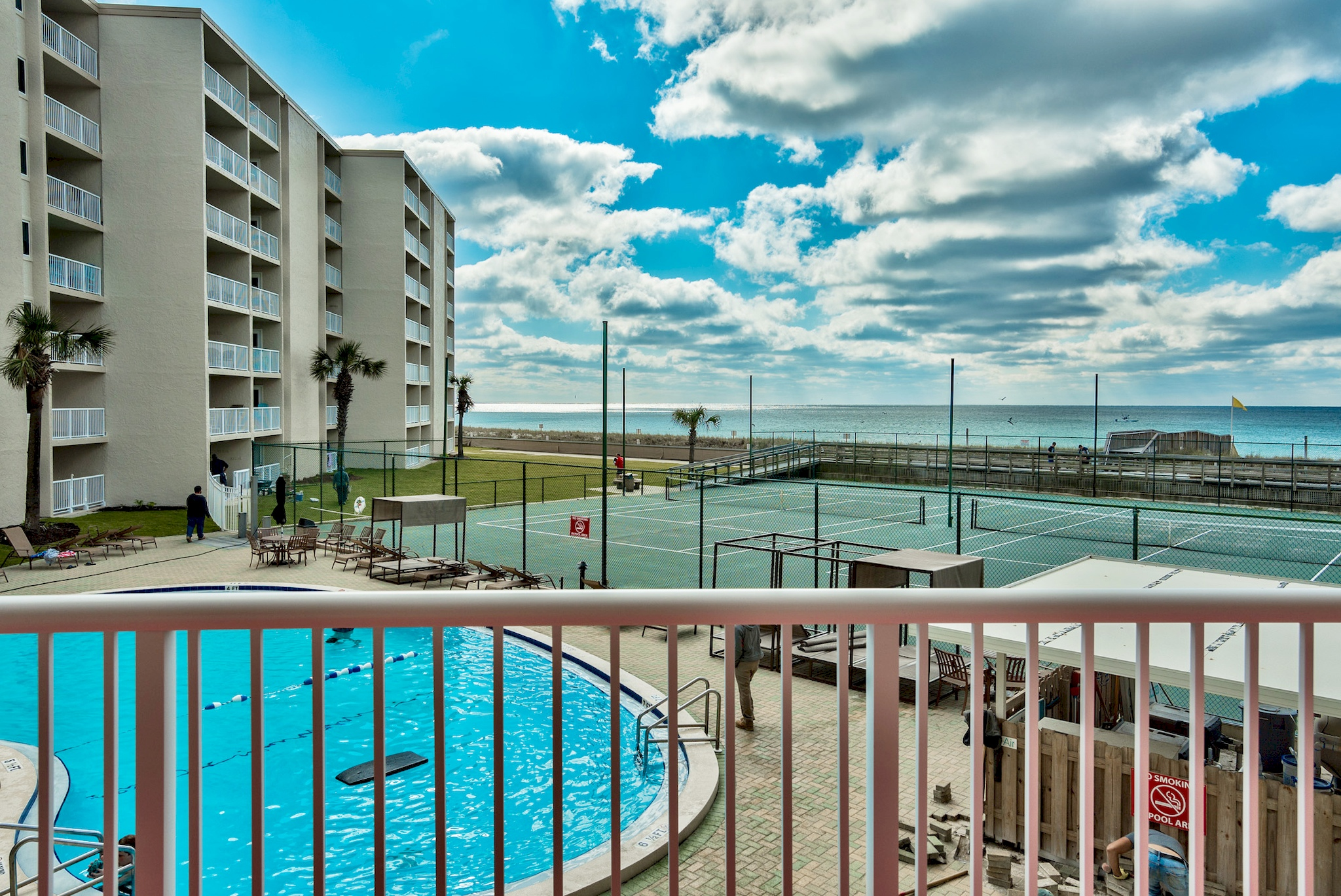 Holiday Surf & Racquet Club 209 Condo rental in Holiday Surf & Racquet Club in Destin Florida - #10