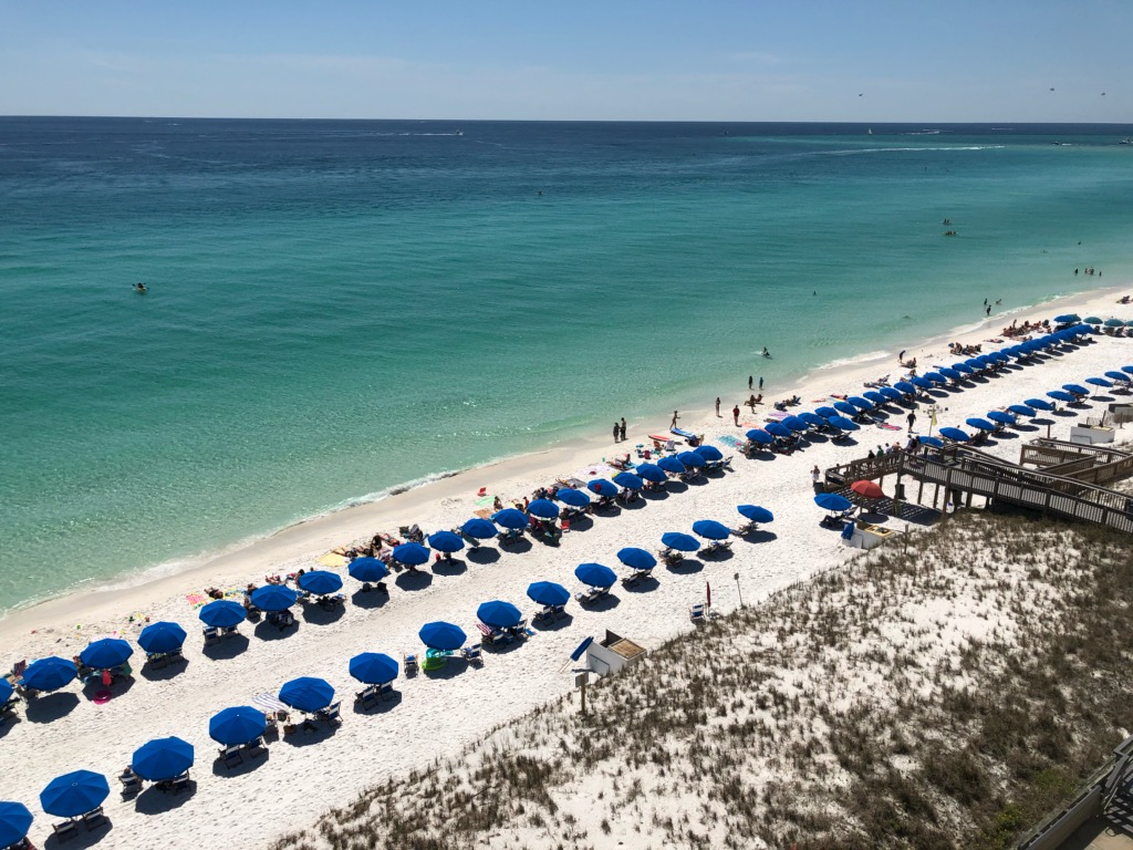 Holiday Surf & Racquet Club 210 Condo rental in Holiday Surf & Racquet Club in Destin Florida - #2