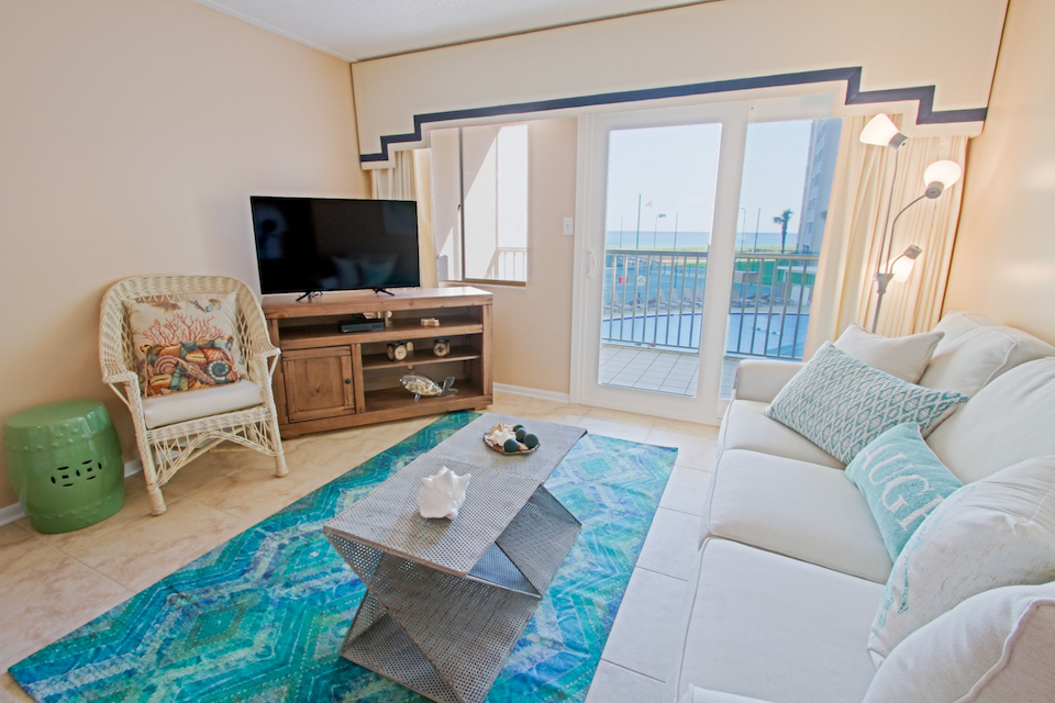 Holiday Surf & Racquet Club 213 Condo rental in Holiday Surf & Racquet Club in Destin Florida - #1