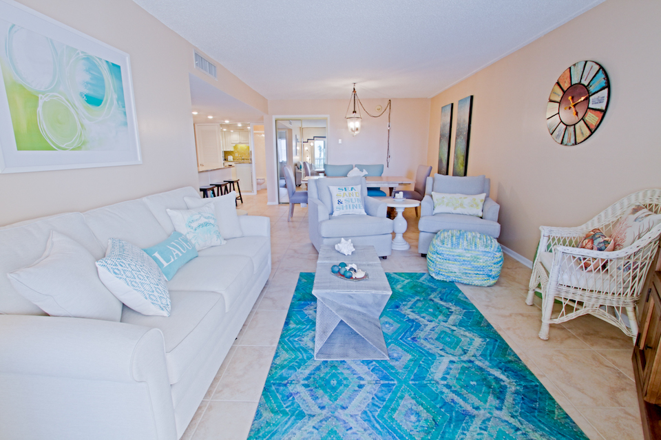 Holiday Surf & Racquet Club 213 Condo rental in Holiday Surf & Racquet Club in Destin Florida - #4