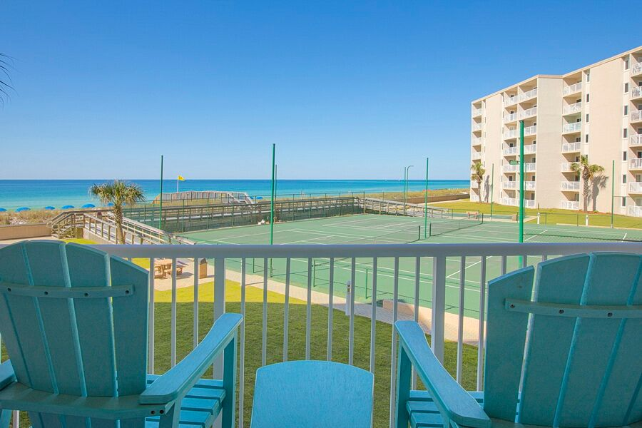Holiday Surf & Racquet Club 218 Condo rental in Holiday Surf & Racquet Club in Destin Florida - #1