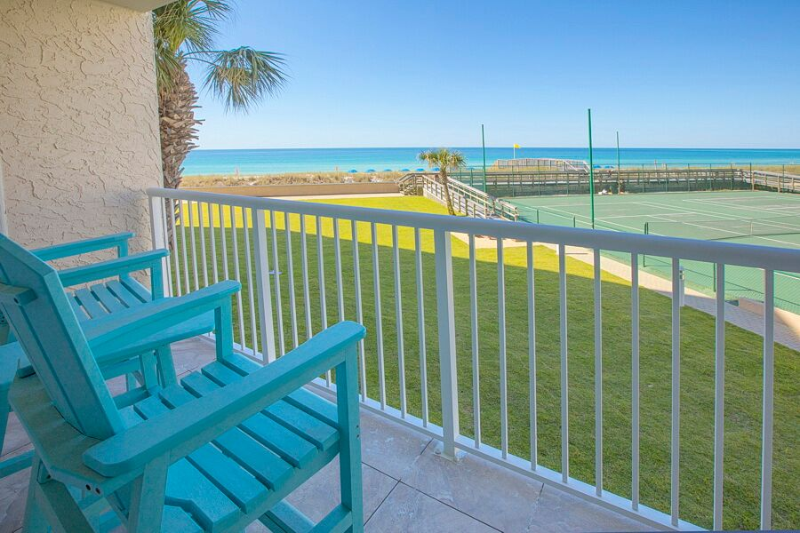 Holiday Surf & Racquet Club 218 Condo rental in Holiday Surf & Racquet Club in Destin Florida - #3