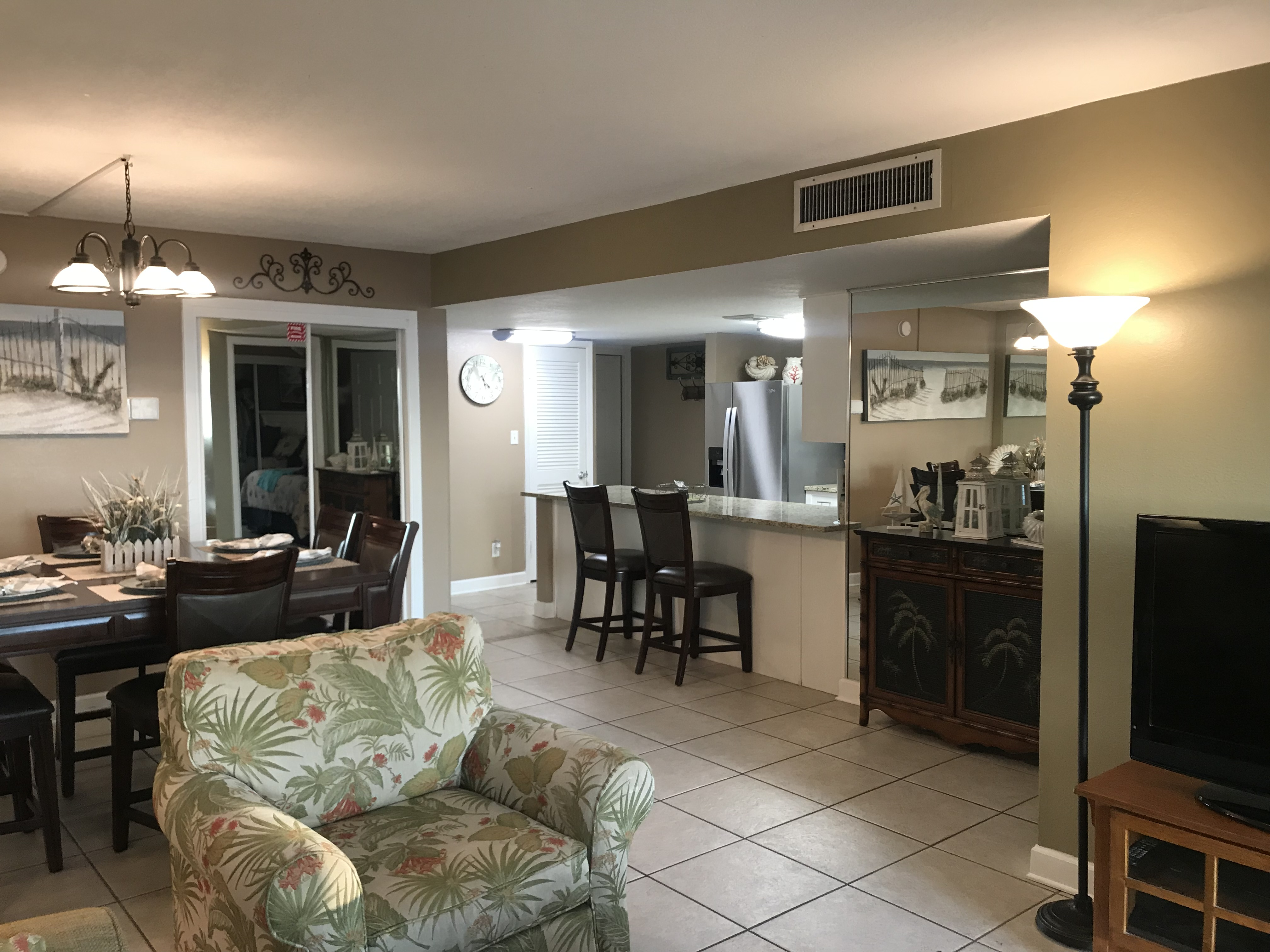 Holiday Surf & Racquet Club 218 Condo rental in Holiday Surf & Racquet Club in Destin Florida - #9