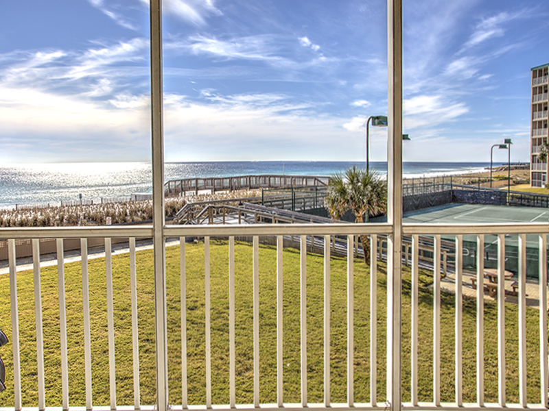 Holiday Surf & Racquet Club 220 Condo rental in Holiday Surf & Racquet Club in Destin Florida - #12