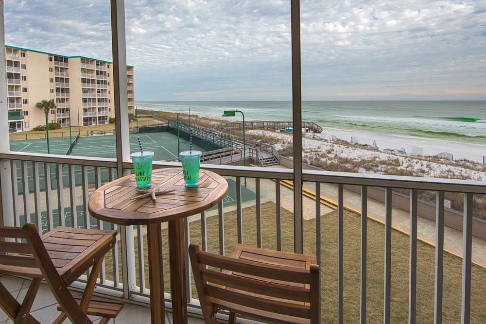 Holiday Surf & Racquet Club 302 Condo rental in Holiday Surf & Racquet Club in Destin Florida - #19