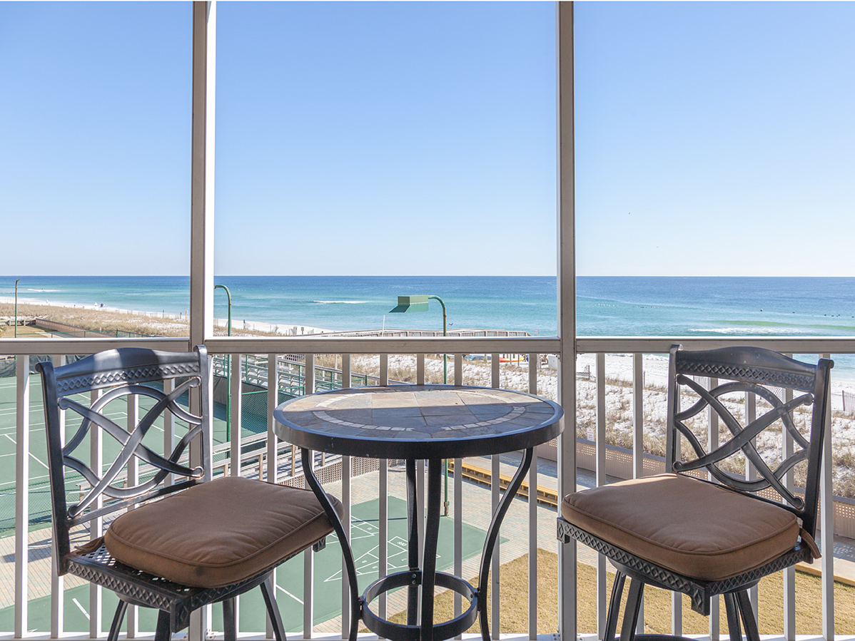 Holiday Surf & Racquet Club 303 Condo rental in Holiday Surf & Racquet Club in Destin Florida - #11