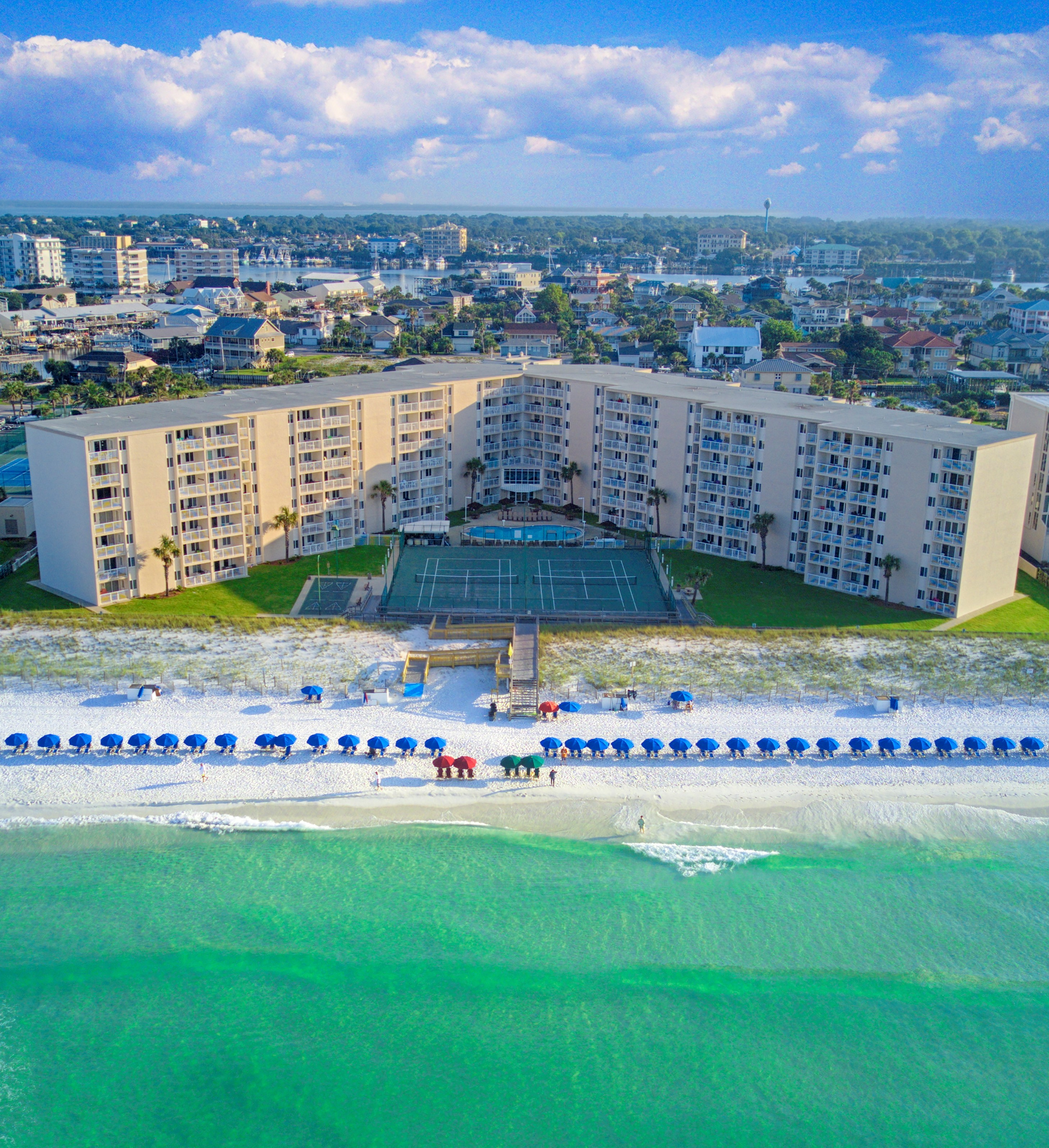 Holiday Surf & Racquet Club 307 Condo rental in Holiday Surf & Racquet Club in Destin Florida - #2