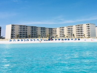 Holiday Surf & Racquet Club 308 Condo rental in Holiday Surf & Racquet Club in Destin Florida - #1