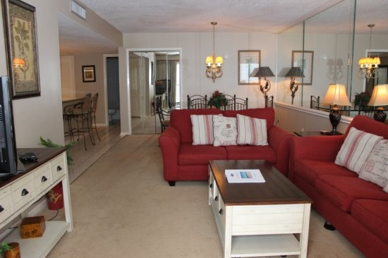 Holiday Surf & Racquet Club 308 Condo rental in Holiday Surf & Racquet Club in Destin Florida - #3