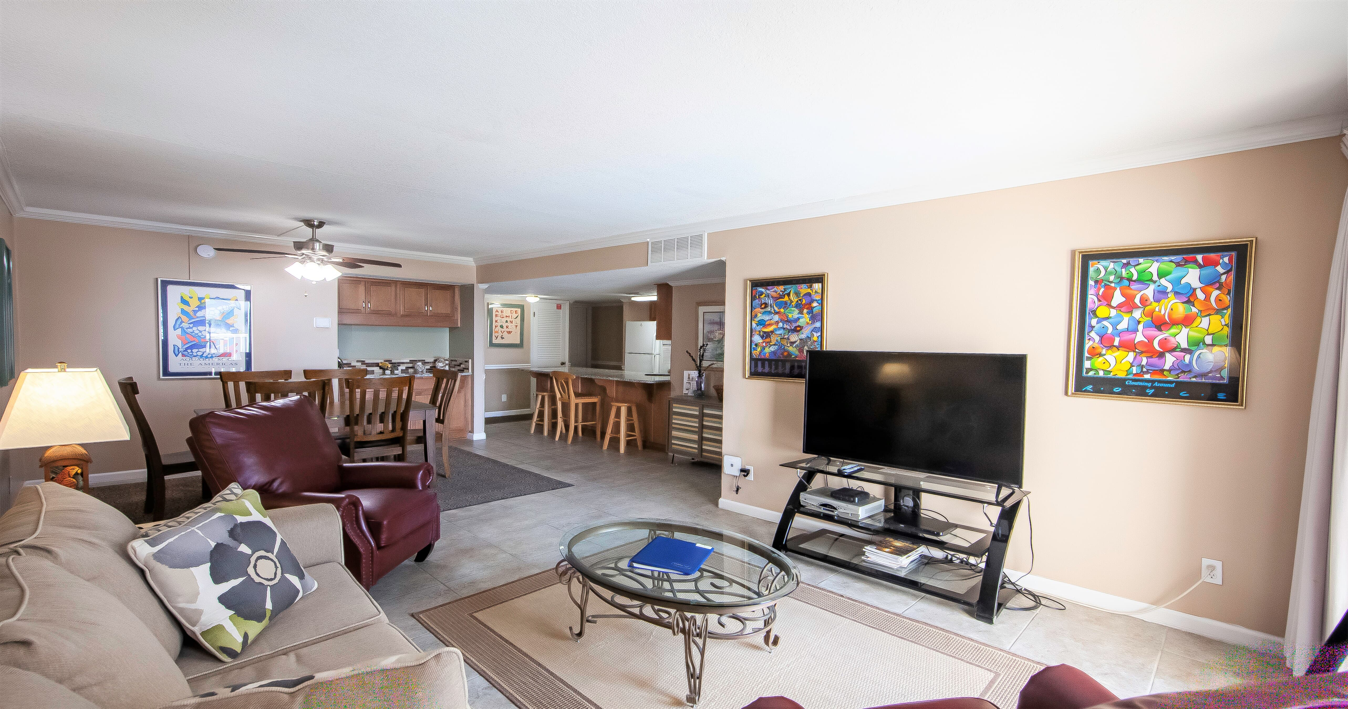 Holiday Surf & Racquet Club 310 Condo rental in Holiday Surf & Racquet Club in Destin Florida - #2