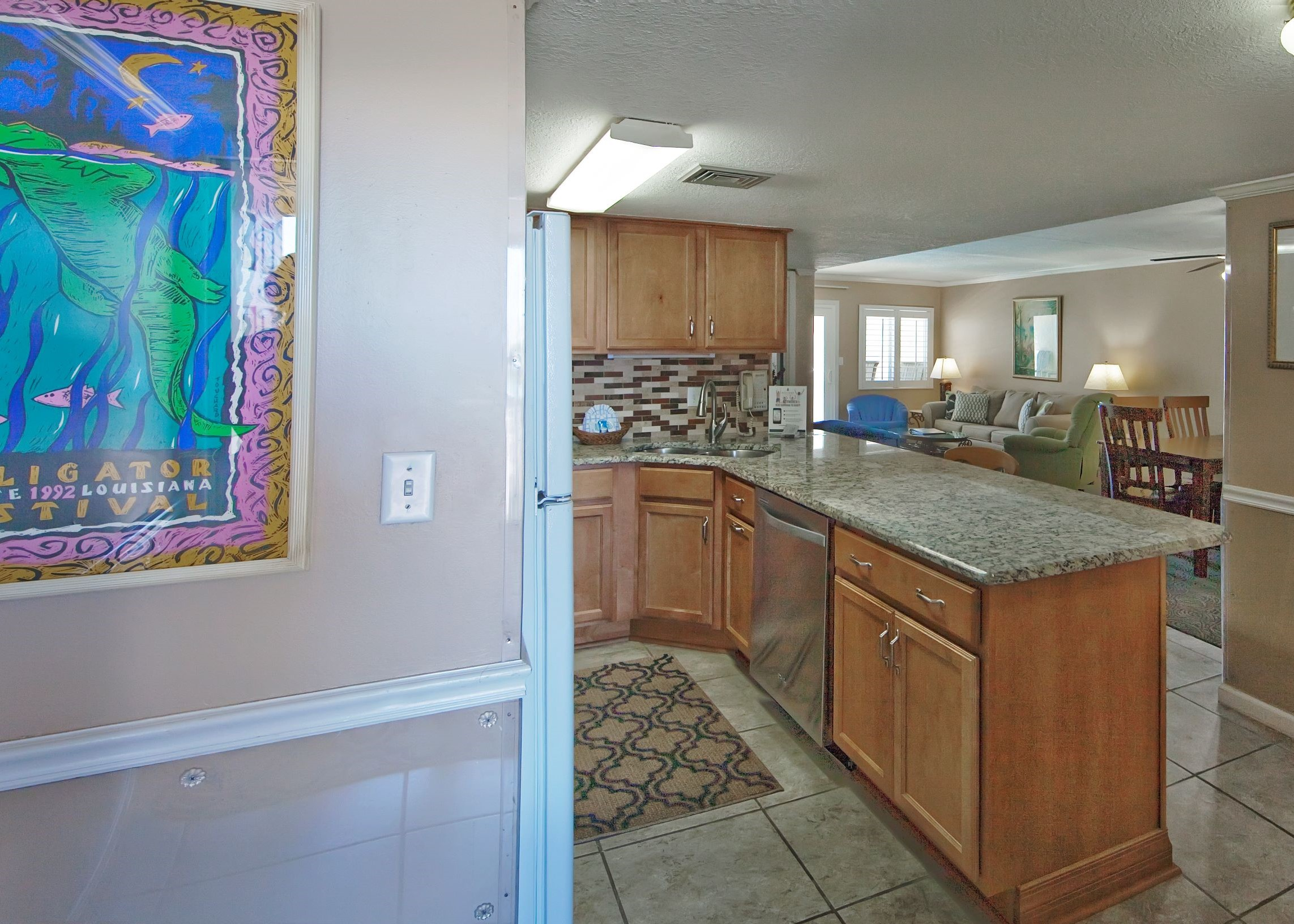 Holiday Surf & Racquet Club 310 Condo rental in Holiday Surf & Racquet Club in Destin Florida - #18