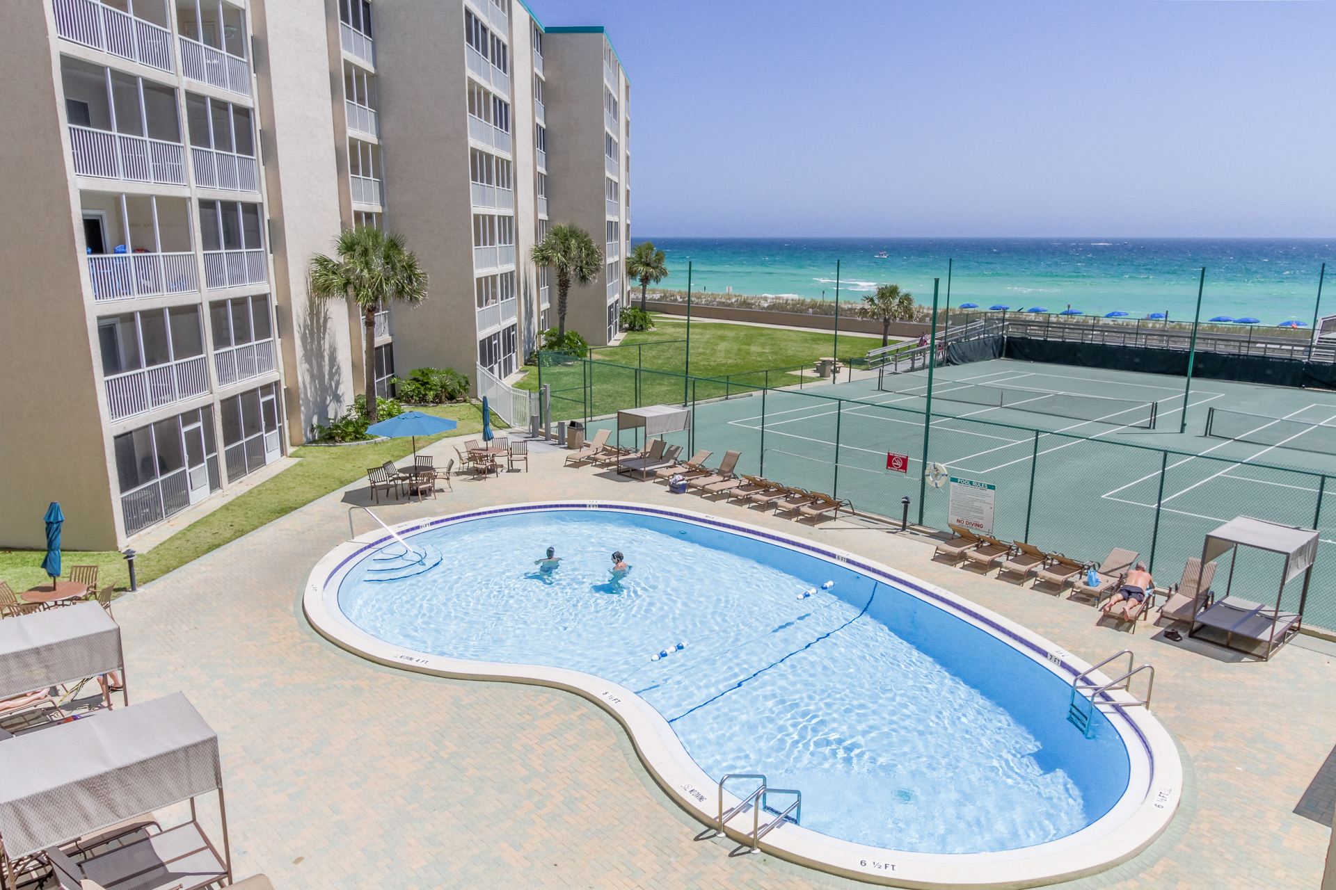 Holiday Surf & Racquet Club 310 Condo rental in Holiday Surf & Racquet Club in Destin Florida - #31