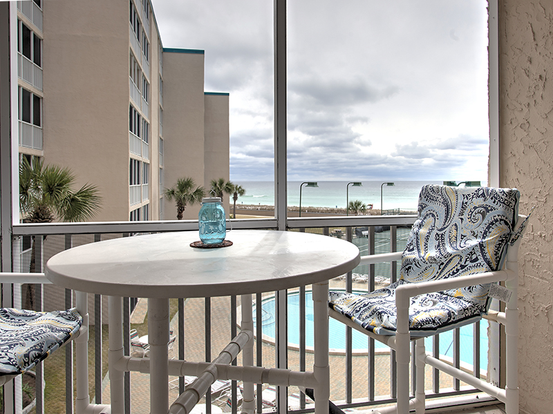 Holiday Surf & Racquet Club 311 Condo rental in Holiday Surf & Racquet Club in Destin Florida - #2