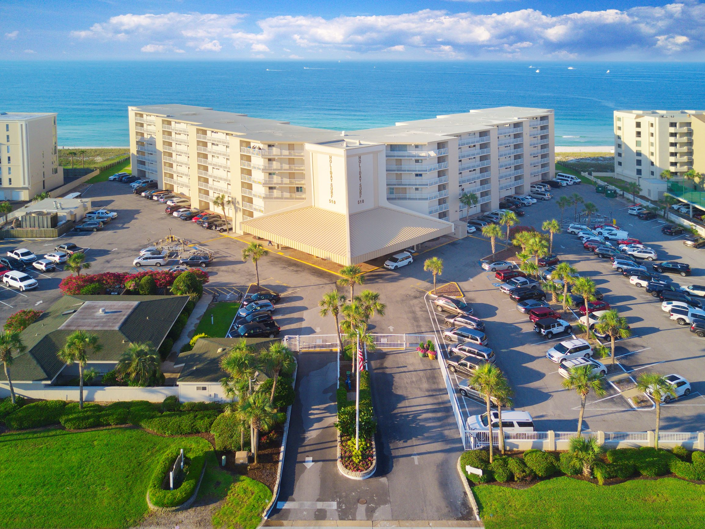 Holiday Surf & Racquet Club 313 Condo rental in Holiday Surf & Racquet Club in Destin Florida - #3