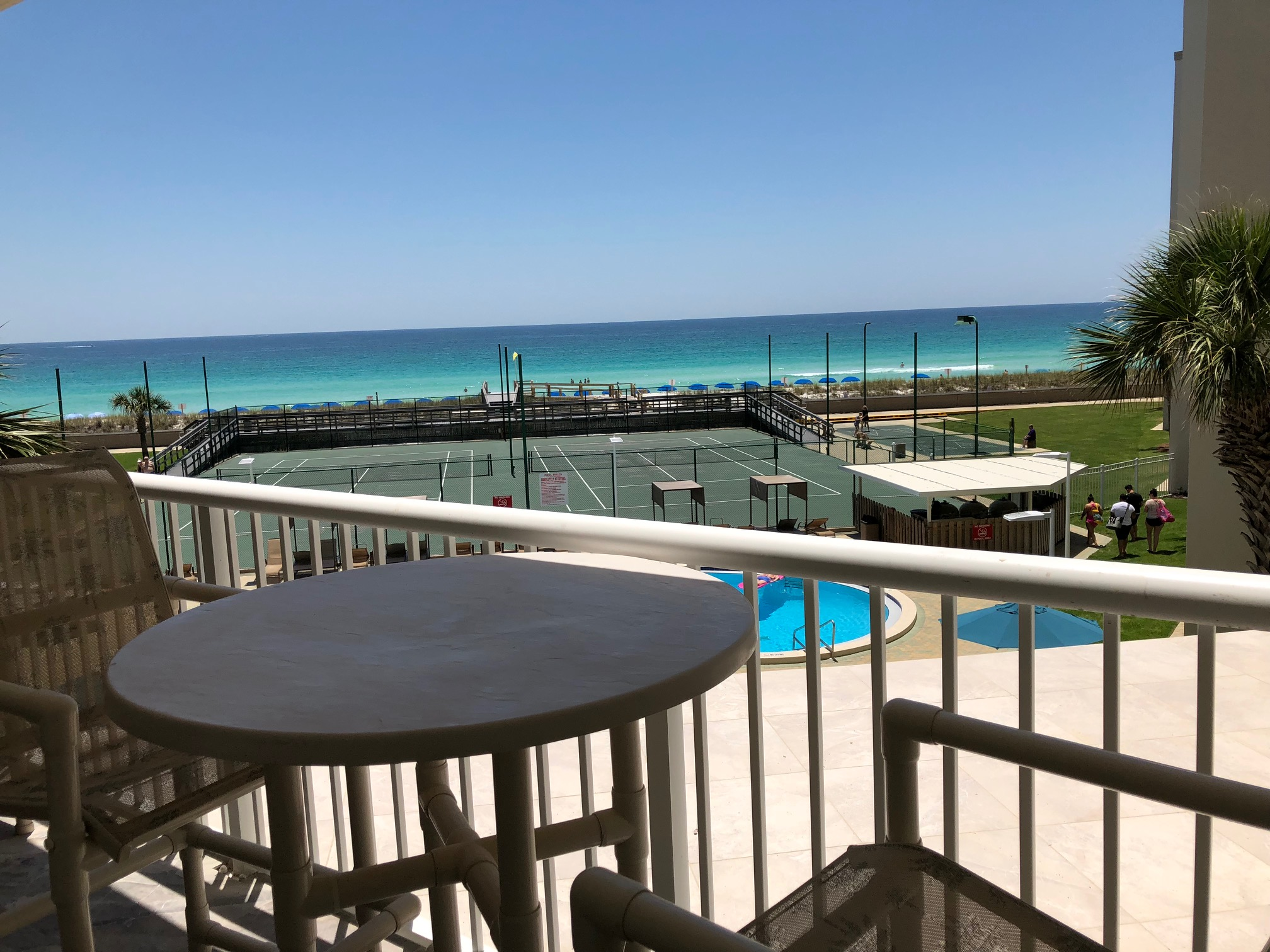 Holiday Surf & Racquet Club 313 Condo rental in Holiday Surf & Racquet Club in Destin Florida - #6