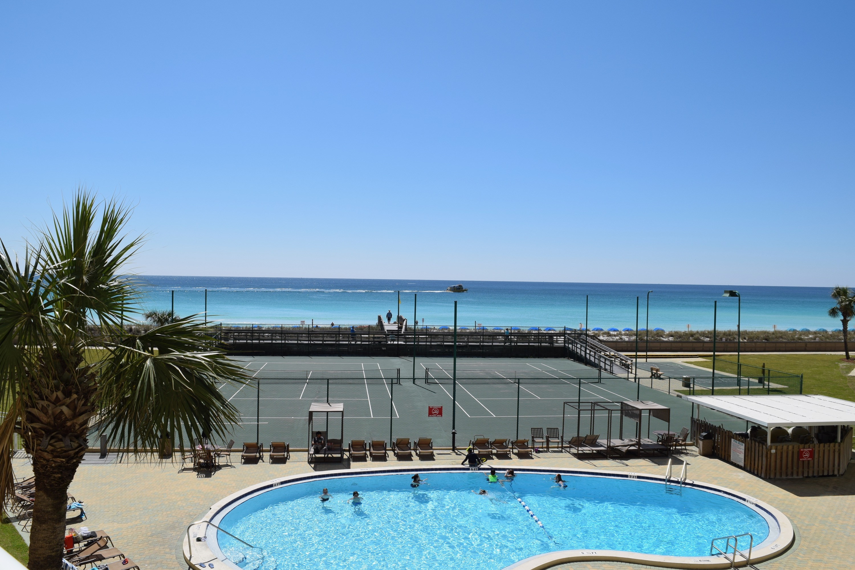 Holiday Surf & Racquet Club 314 Condo rental in Holiday Surf & Racquet Club in Destin Florida - #15