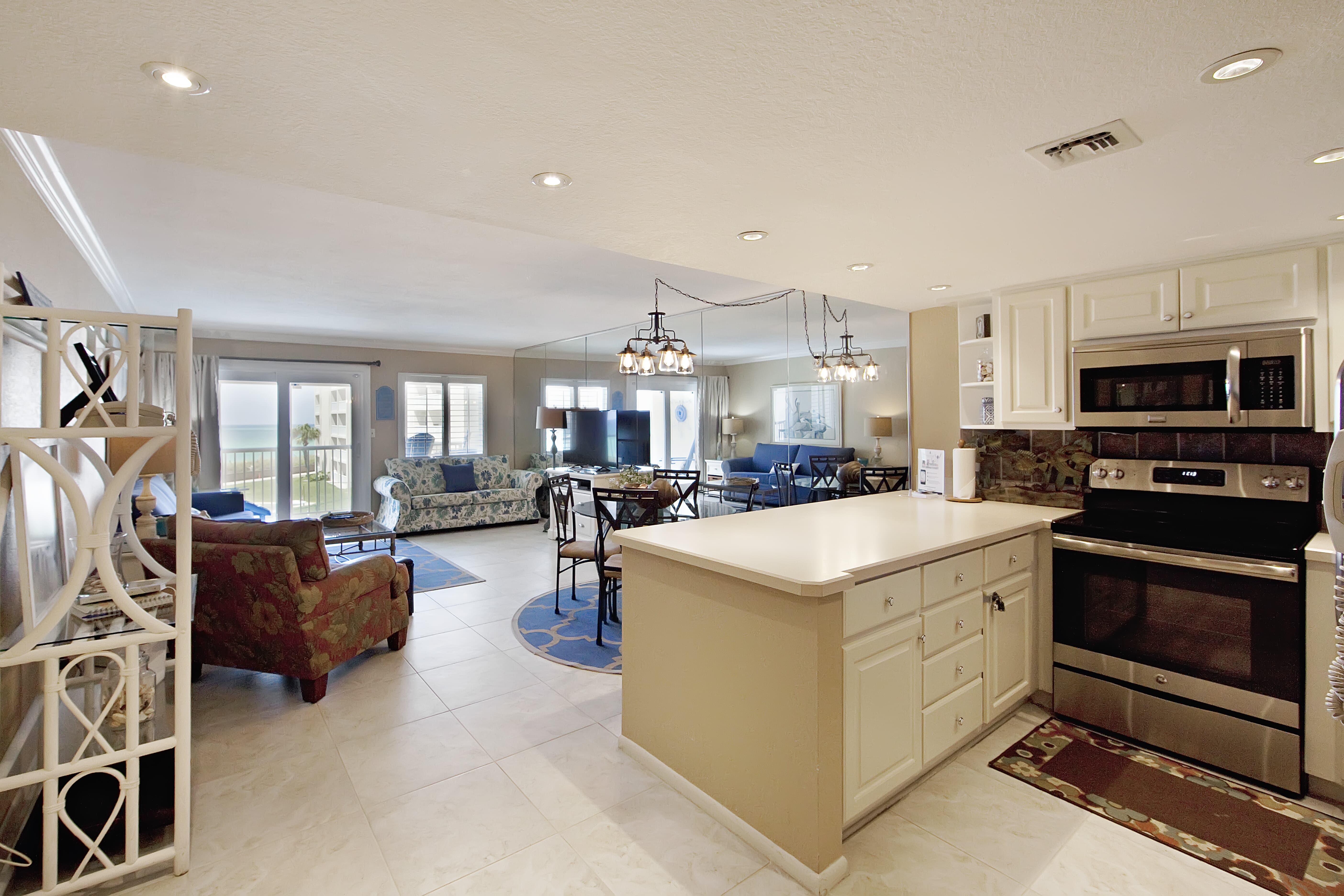 Holiday Surf & Racquet Club 316 Condo rental in Holiday Surf & Racquet Club in Destin Florida - #8