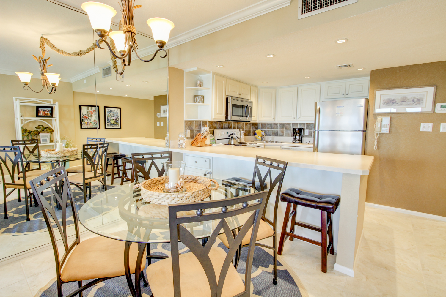 Holiday Surf & Racquet Club 316 Condo rental in Holiday Surf & Racquet Club in Destin Florida - #11