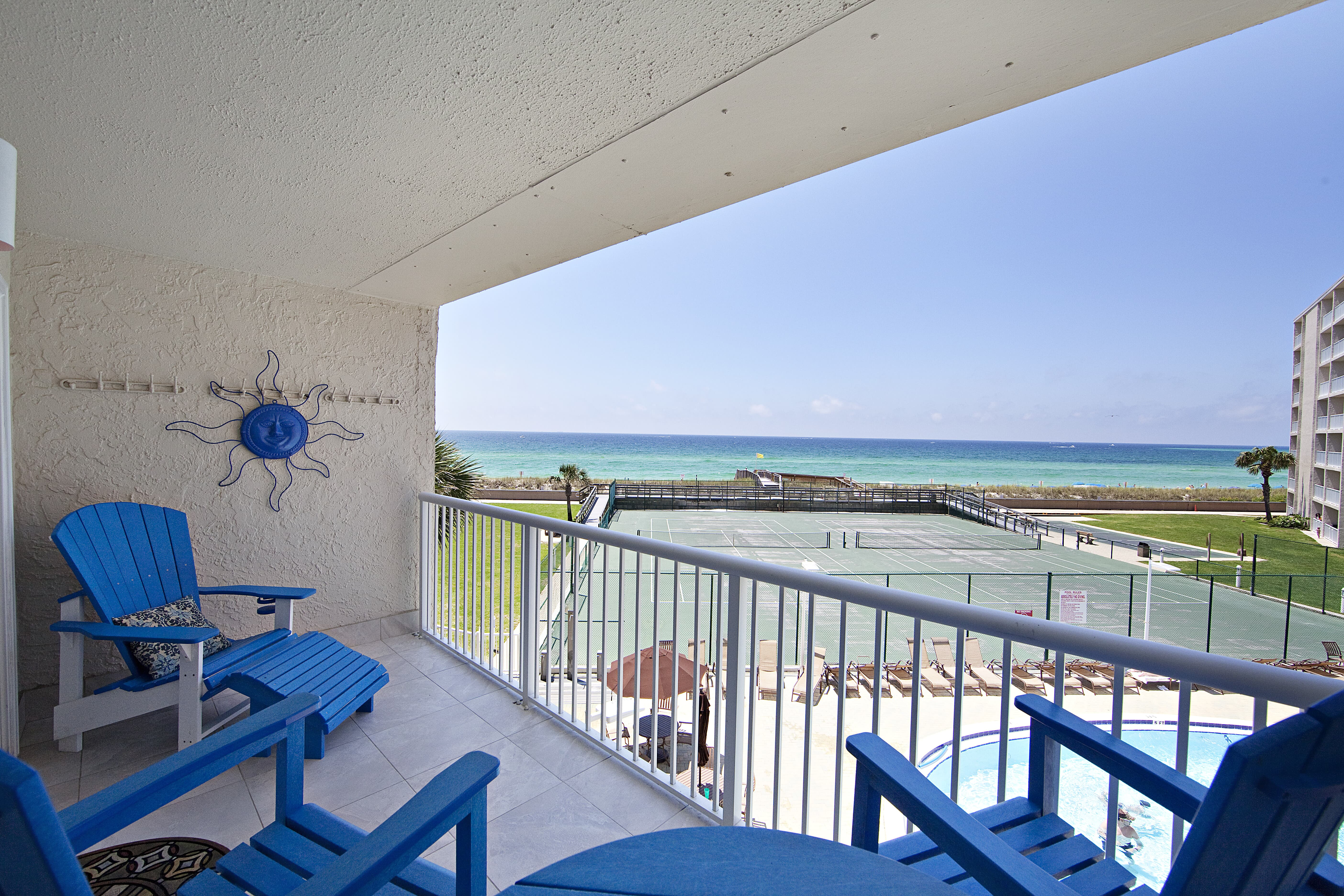 Holiday Surf & Racquet Club 316 Condo rental in Holiday Surf & Racquet Club in Destin Florida - #22