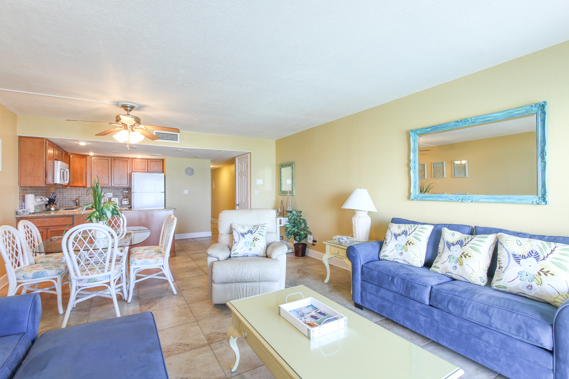 Holiday Surf & Racquet Club 319 Condo rental in Holiday Surf & Racquet Club in Destin Florida - #7