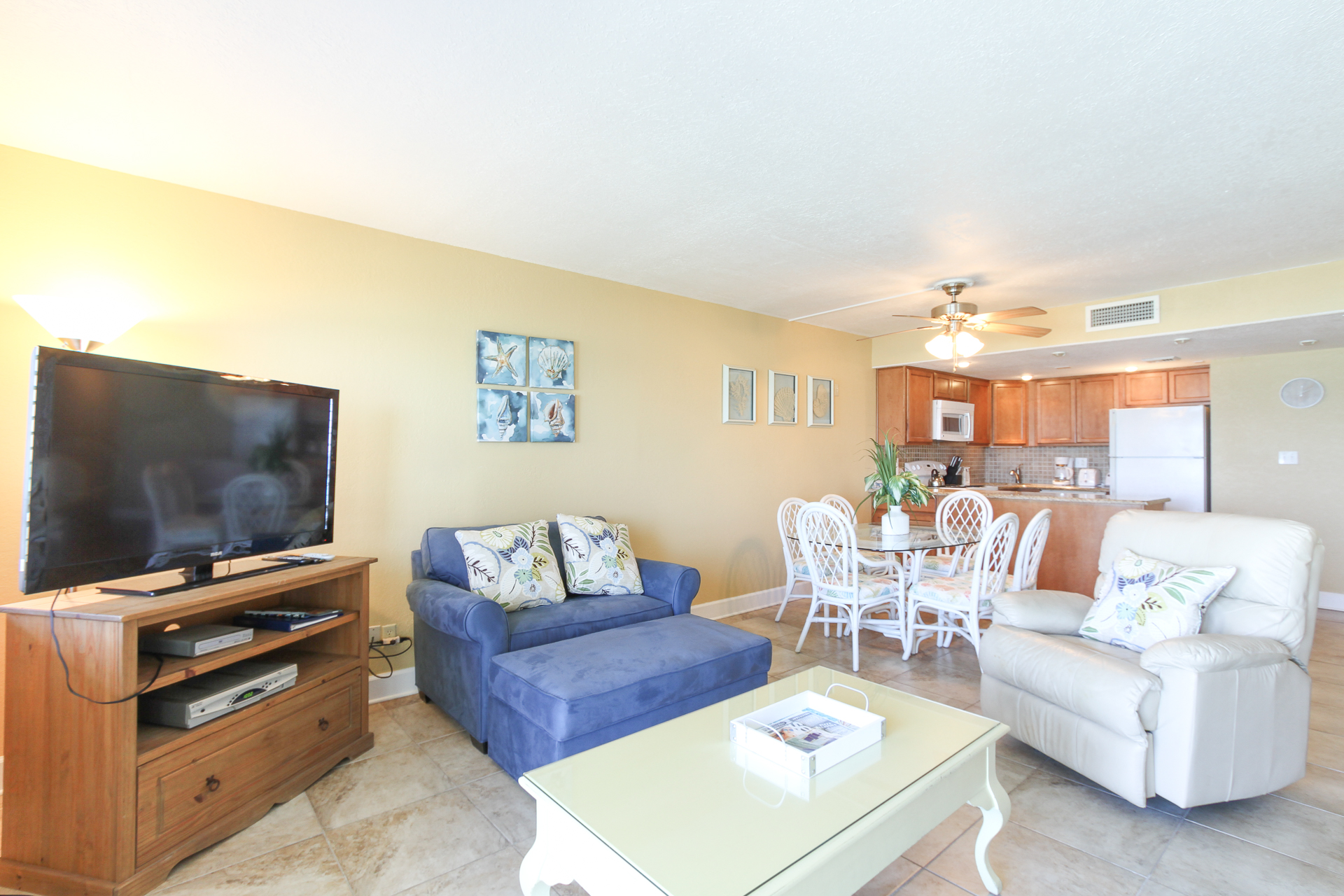 Holiday Surf & Racquet Club 319 Condo rental in Holiday Surf & Racquet Club in Destin Florida - #8