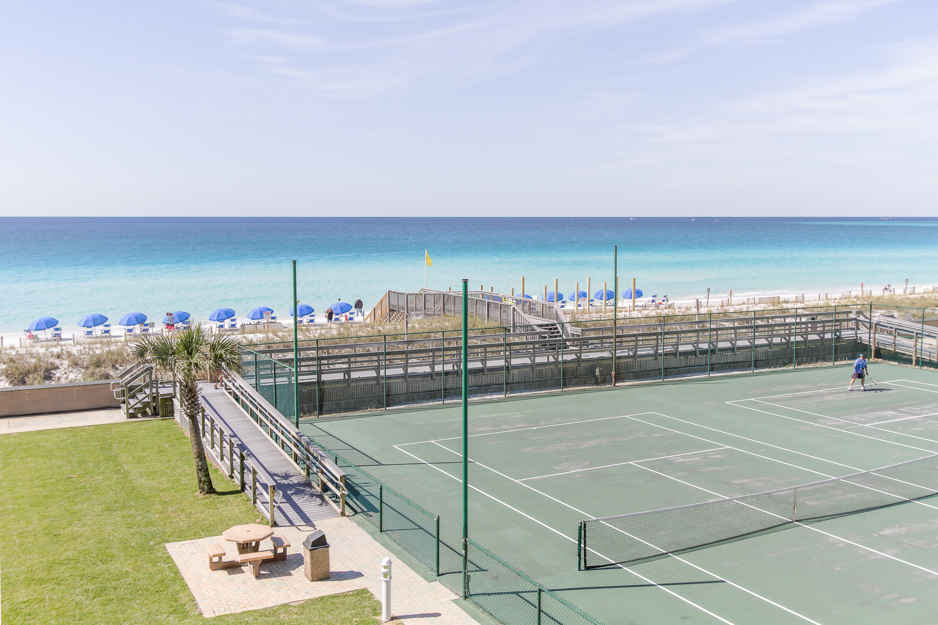 Holiday Surf & Racquet Club 319 Condo rental in Holiday Surf & Racquet Club in Destin Florida - #16