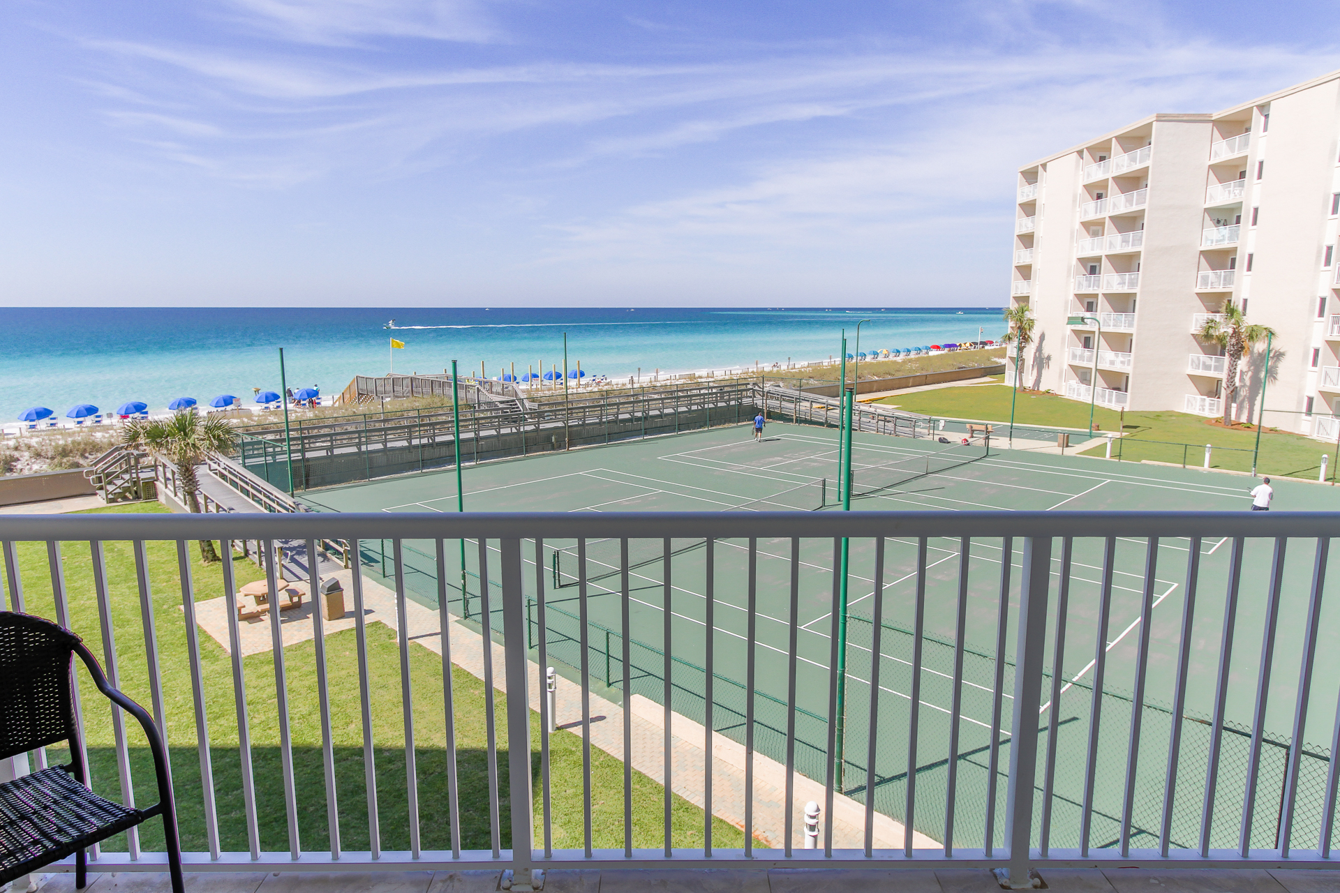 Holiday Surf & Racquet Club 319 Condo rental in Holiday Surf & Racquet Club in Destin Florida - #18
