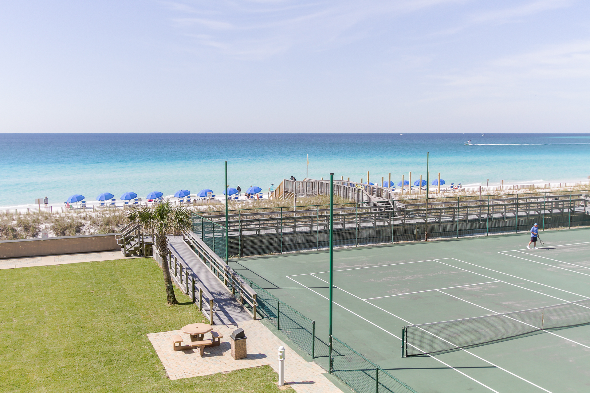 Holiday Surf & Racquet Club 319 Condo rental in Holiday Surf & Racquet Club in Destin Florida - #19