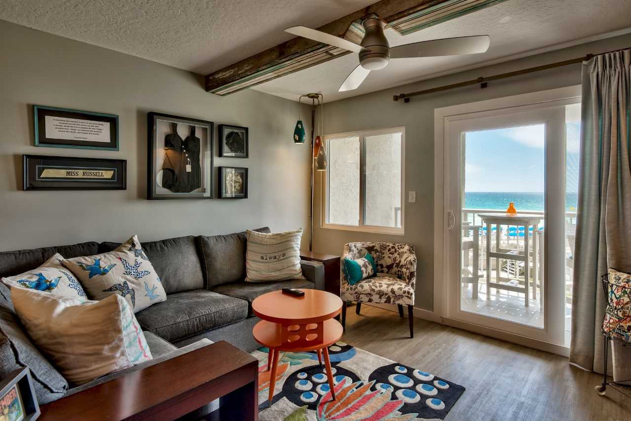 Holiday Surf & Racquet Club 321 Condo rental in Holiday Surf & Racquet Club in Destin Florida - #12