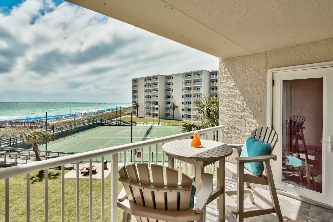 Holiday Surf & Racquet Club 321 Condo rental in Holiday Surf & Racquet Club in Destin Florida - #34